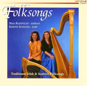 CD front van Zang & Harpduo